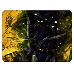 Abstract design Samsung Galaxy Tab 7  P1000 Flip Case
