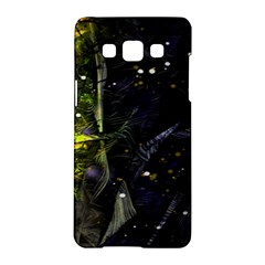 Abstract design Samsung Galaxy A5 Hardshell Case