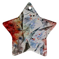 Abstract design Ornament (Star)