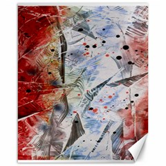 Abstract design Canvas 16  x 20
