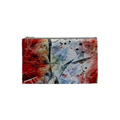 Abstract design Cosmetic Bag (Small)
