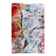 Abstract design Shower Curtain 48  x 72  (Small)