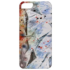 Abstract design Apple iPhone 5 Classic Hardshell Case