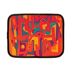Abstract art Netbook Case (Small)