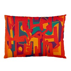 Abstract art Pillow Case (Two Sides)