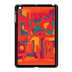 Abstract art Apple iPad Mini Case (Black)