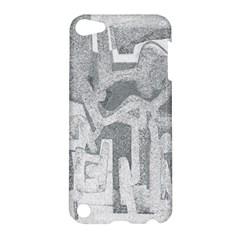 Abstract art Apple iPod Touch 5 Hardshell Case