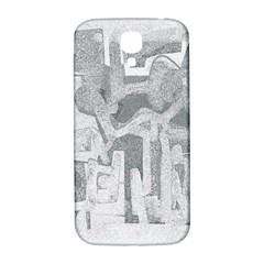Abstract art Samsung Galaxy S4 I9500/I9505  Hardshell Back Case