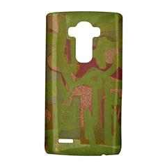 Abstract art LG G4 Hardshell Case