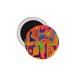 Abstract art 1.75  Magnets