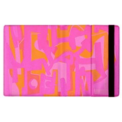 Abstract art Apple iPad 3/4 Flip Case