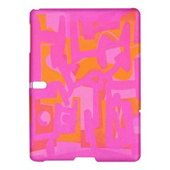 Abstract art Samsung Galaxy Tab S (10.5 ) Hardshell Case