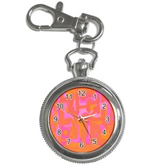 Abstract art Key Chain Watches