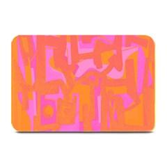 Abstract art Plate Mats