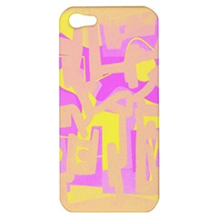 Abstract art Apple iPhone 5 Hardshell Case