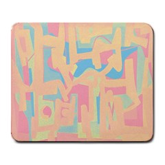 Abstract art Large Mousepads