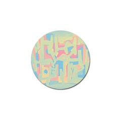 Abstract art Golf Ball Marker (4 pack)