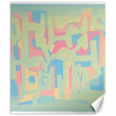 Abstract art Canvas 20  x 24