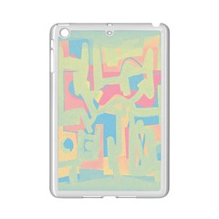 Abstract art iPad Mini 2 Enamel Coated Cases