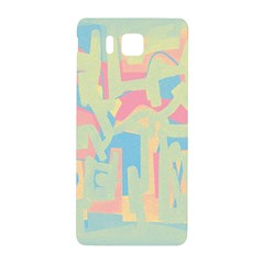 Abstract art Samsung Galaxy Alpha Hardshell Back Case