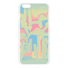 Abstract art Apple Seamless iPhone 6 Plus/6S Plus Case (Transparent)