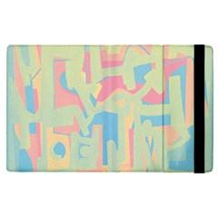 Abstract Art Apple Ipad Pro 9 7   Flip Case