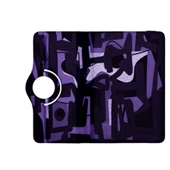 Abstract art Kindle Fire HDX 8.9  Flip 360 Case