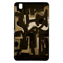 Abstract art Samsung Galaxy Tab Pro 8.4 Hardshell Case