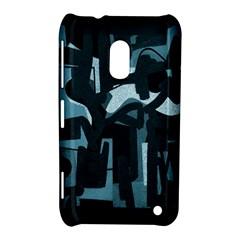 Abstract art Nokia Lumia 620