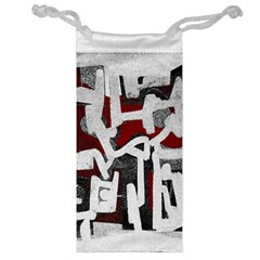 Abstract art Jewelry Bag