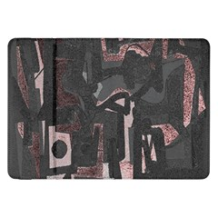 Abstract art Samsung Galaxy Tab 8.9  P7300 Flip Case