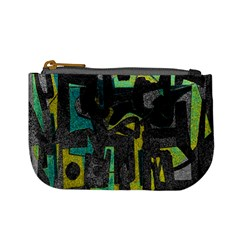 Abstract art Mini Coin Purses