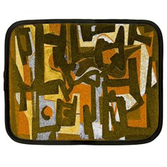 Abstract art Netbook Case (XXL)