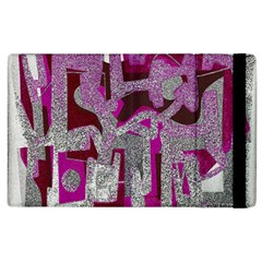 Abstract art Apple iPad 2 Flip Case