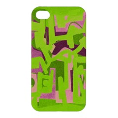 Abstract art Apple iPhone 4/4S Hardshell Case