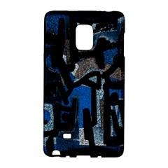 Abstract art Galaxy Note Edge
