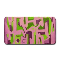 Abstract art Medium Bar Mats