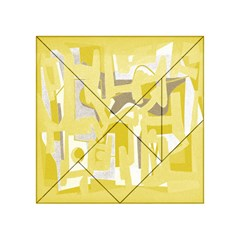 Abstract art Acrylic Tangram Puzzle (4  x 4 )