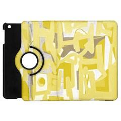 Abstract art Apple iPad Mini Flip 360 Case