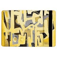 Abstract art iPad Air 2 Flip