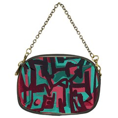 Abstract art Chain Purses (One Side)