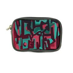 Abstract art Coin Purse