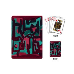 Abstract Art Playing Cards (mini)