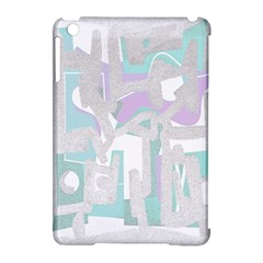 Abstract art Apple iPad Mini Hardshell Case (Compatible with Smart Cover)