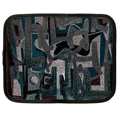 Abstract art Netbook Case (XXL)