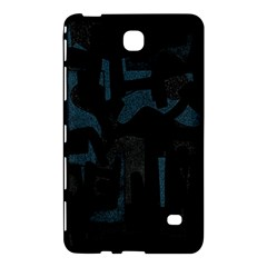 Abstract art Samsung Galaxy Tab 4 (8 ) Hardshell Case