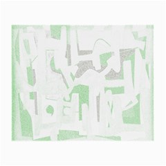 Abstract art Small Glasses Cloth (2-Side)