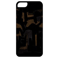 Abstract art Apple iPhone 5 Classic Hardshell Case