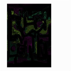 Abstract art Small Garden Flag (Two Sides)