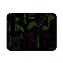 Abstract art Double Sided Flano Blanket (Mini)